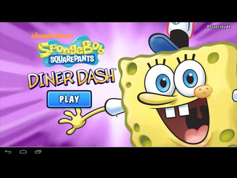 Jogar SpongeBob Diner Dash Online PC