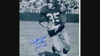 Steelers Hall of Famers: Bill Dudley