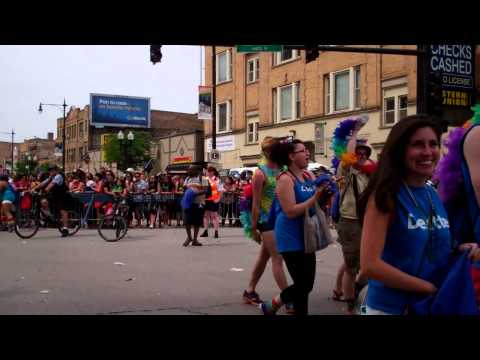 Windy City Times: Pride Parade 2015, 6 of 6 videos