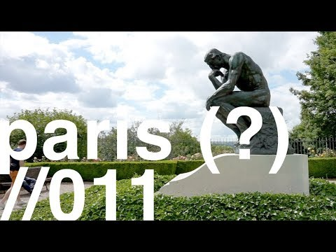 AIRBNB, CARTÃO TRANSPORTE E MUSÉE RODIN // paris – jun.2019