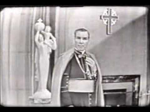 """Fulton Sheen - Life is Worth Living """"Angels"""""""