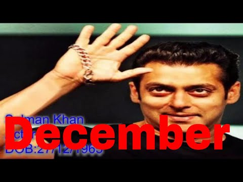 Famous People's Birthdays, December, India Celebrity Birthdays