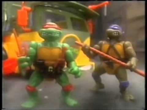 b1997e55fa9b5 The Commercial Break - Special TMNT Toys 1988-1989