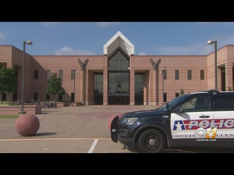 Safety Program Implemented By Allen ISD & Allen PD Praised By Dallas FBI