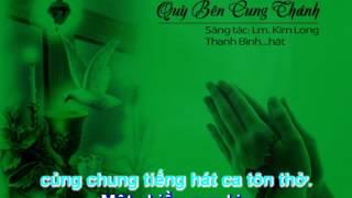Quỳ Bên Cung Thánh-TB