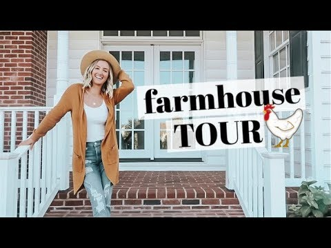 EMPTY FARMHOUSE TOUR | 1700s Fixer Upper | Becca Bristow