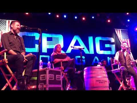 Craig Morgan & Mac Powell: Hearts I Leave Behind - Live (American Stories Tour)