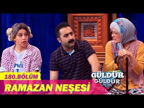 Güldür Güldür Show 180. Bölüm   Ramazan Neşesi