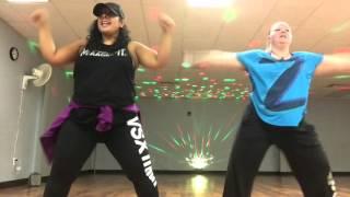 Dan Farber Bellydancer Mixxedfit Dance Fitness