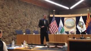 Uncle Haywood Visits AZ   Winning Toastmaster Speech Humor