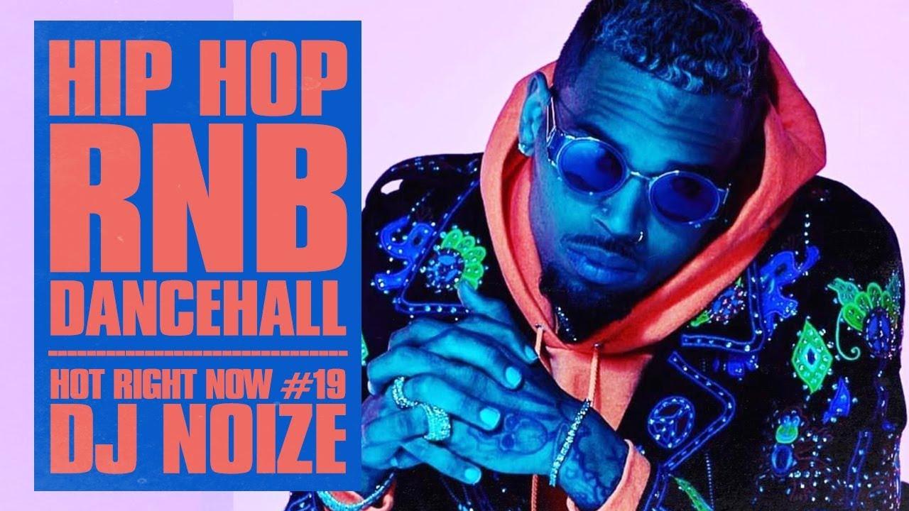 Dancehall Hiphop Mixtapes: Urban Club Mix April 2018