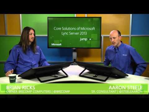 07 - Microsoft Lync Server 2013 Jump Start - External Access