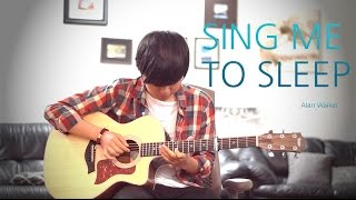 Sing Me To Sleep - Alan Walker (SMTS) (Fingerstyle Guitar Cover by Harry Cho)