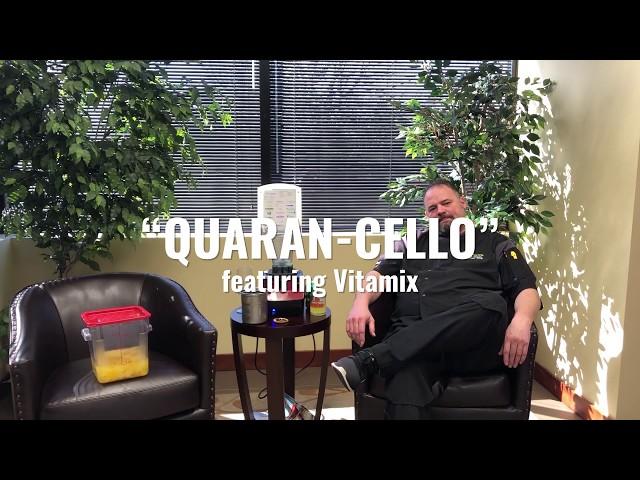 Quarancello featuring Vitamix