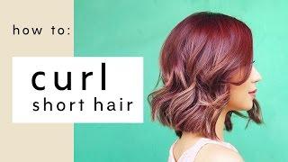 4 Ways to Curl Medium Length Hair | Kryz Uy
