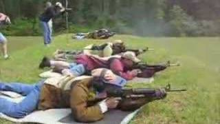 Panola County Gun Club Regional Team Day Infantry Trophy Tea