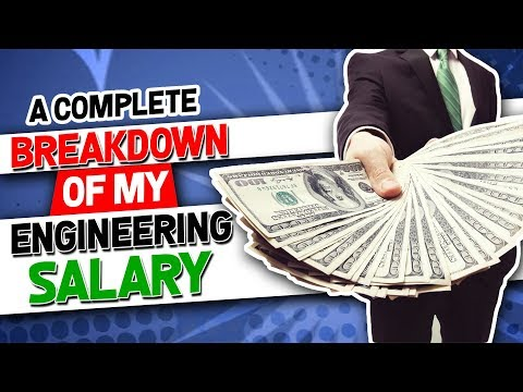 A Complete Breakdown of my Salary and Expenses as an Engineer Right Out of College
