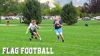 How Far Would You Go For Flag Football?