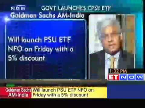Government launches CPSE ETF, targets Rs 3000 cr