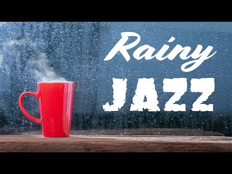 🔴 Relaxing Rainy Jazz - Lounge Jazz Radio - Music For Work & Study - Live Stream 24/7 - Прикольное видео онлайн
