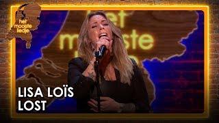 Lisa Lois maakt in Het mooiste liedje veel indruk met 'Lost' van Anouk