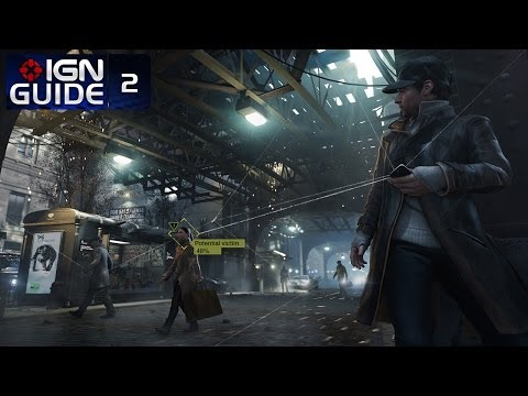 Watch Dogs Walkthrough - Act 1, Mission 02: Big Brother