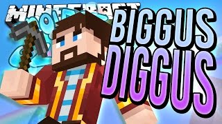 Project Ozone! I challenge Lewis to a Dig Off to see who can dig th...
