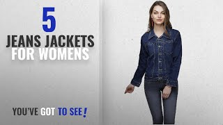 Top 10 Jeans Jackets For Womens [2018]: Ganga Women