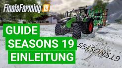 Mod LS19 - Seasons 19 - Der Guide