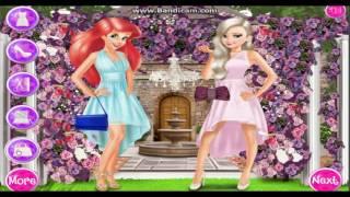 Игры для девочек Свадьба Анны Одевалки