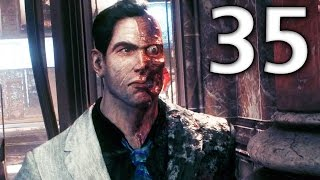Batman: Arkham Knight Official Walkthrough 35 - Two-Face