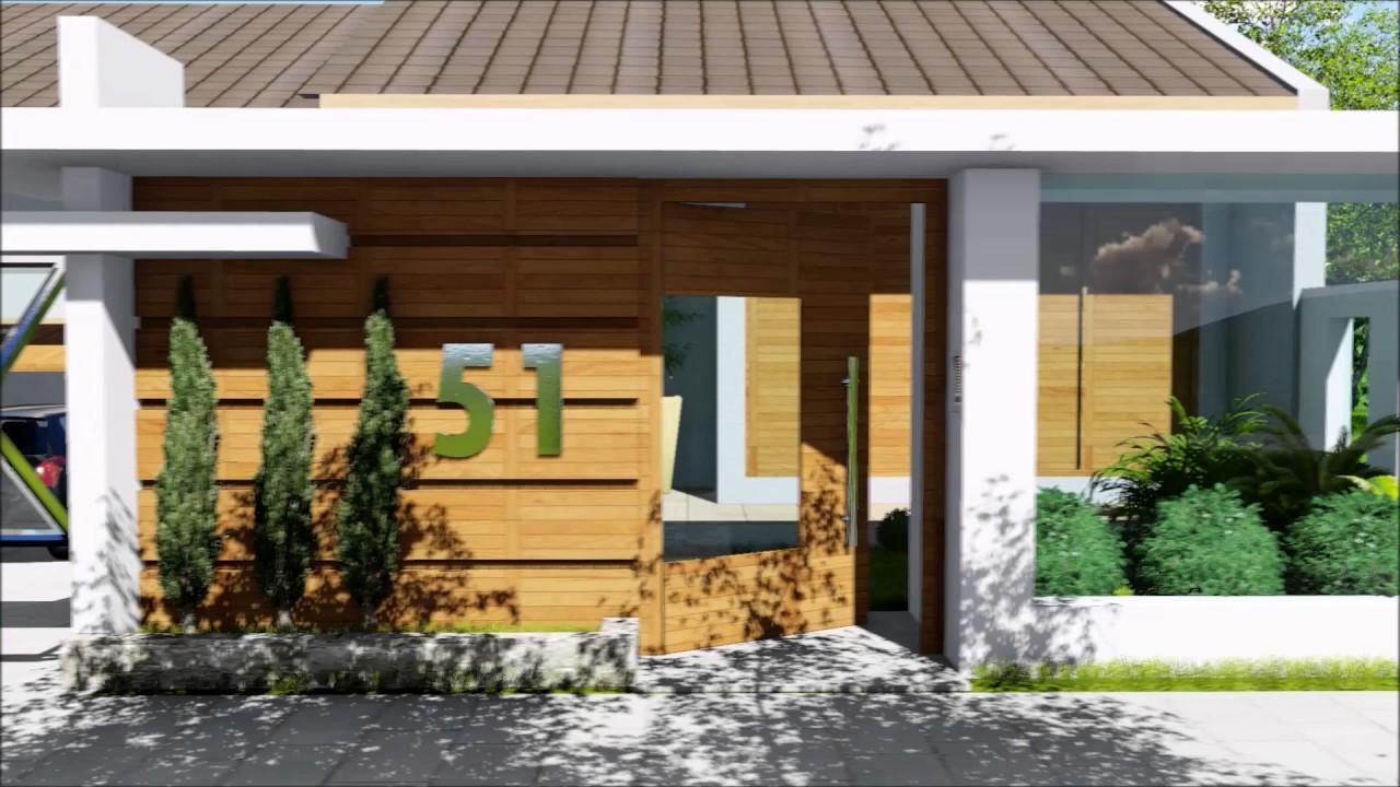 Level2design projeto de reforma de muro de fachada da casa youtube - Reforma de casas ...