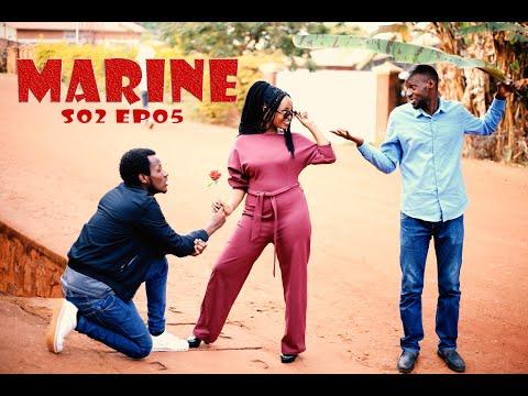 MARINE S02EP05:Ibibaye kuri Gaby ni agahoma munwa|Gasaro aguwe Gitumu umuriro uraka||Pepe byajaguye
