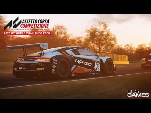 Assetto Corsa Competizione | 2020 GT World Challenge Pack | PC