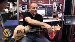 Jackson Phil Collen PC Supreme Electric Guitar: Not The Supremes You