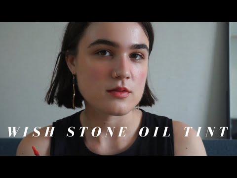 Missha Wish Stone Oil Tint W Lip Swatch Youtube