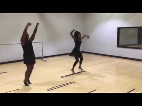 La Mordita part two choreography