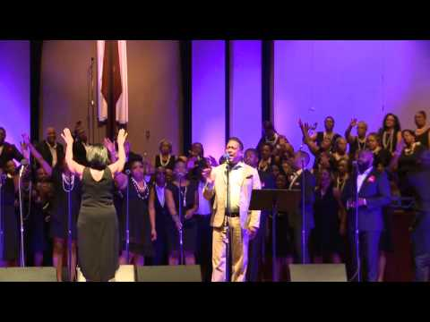 The Blood - International AME Church Mass Choir feat. Troy Bright