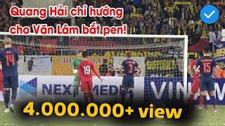 Cực Độc: Quang Hải chỉ hướng cho Văn Lâm cản phá penalty xuất sắc   NEXT SPORTS