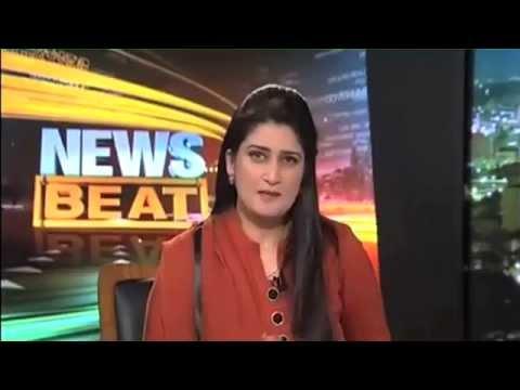 News Beat's Host Paras Khursheed stealing blogger Arsalan Khan's Words
