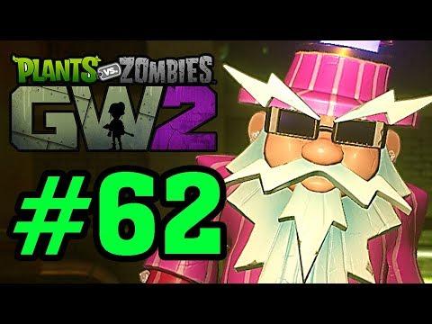 Plants Vs Zombies 2 3D - Hoa Quả Nổi Giận 2 3D: BỐ GIÀ BÁN ĐỒ VIP #62