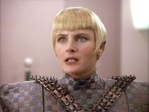 Denise Crosby on MONSTER PARTY  on Returning as Sela to