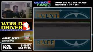 N64Ever / #70 - World Driver Championship - Part 3
