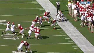 Pierson-El with the Big Return vs. Rutgers