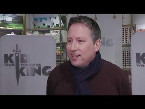 The Kid Who Would Be King  Joe Cornish - Director