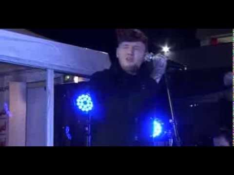James Arthur - recovery live in france