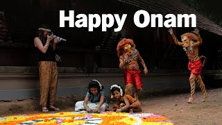 Messages d'Onam