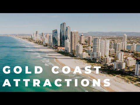 AUSTRALIA GOLD COAST ATTRACTIONS..... MUST WATCH