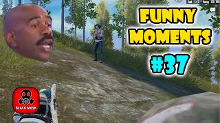 PUBG Mobile Funny Moments EP 37 - Black Mask