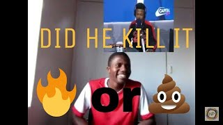 Nasty c went and did his thing again at tim westwood, the boy kill it. is he representing for real ? please share your thoughts, like subscribe. man ...